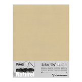 Feuille de papier Paint'On Naturel 50 x 65 cm 250 g/m²