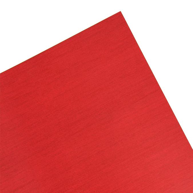 Papier Kashmir simili cuir 50 x 70 cm Framboise