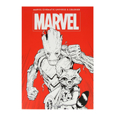 Livre Grand coloriage Marvel - Tome 2