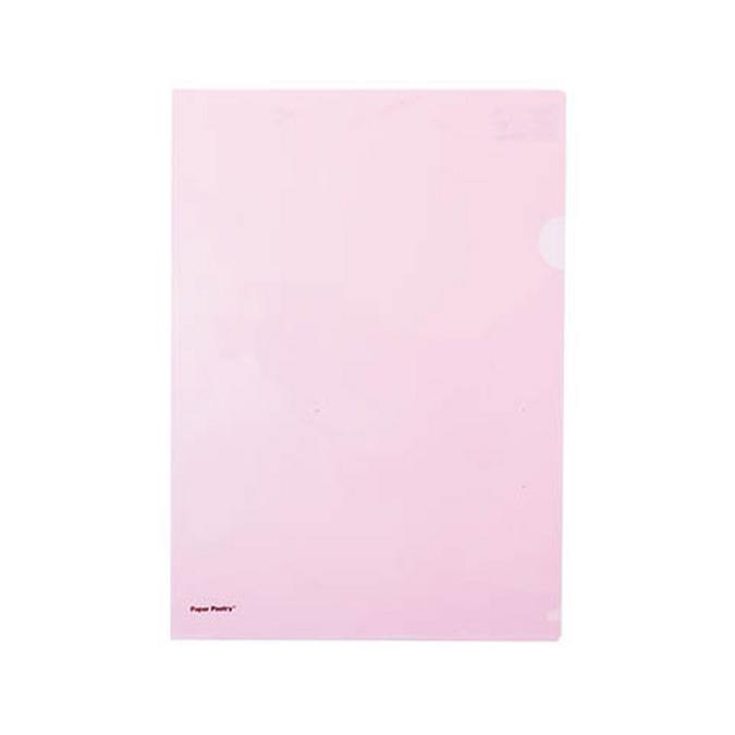 Chemise rose 22 x 31 cm