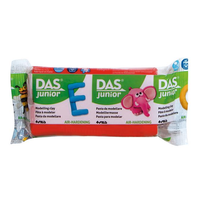 Pâte à modeler Das Junior 100 g Noir