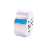 Masking Tape miroir Magical Summer Blanc x 5 m