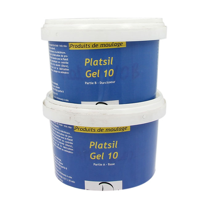 Silicone pour Prothèse Platsil Gel 10 - 1 kg