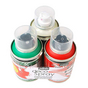 Peinture en bombe decoSpray Set Rouge + Vert + Or - 3 x 100 ml