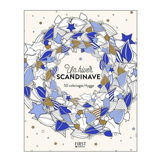 Livre Un hiver scandinave