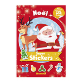 Album Noël Super Stickers