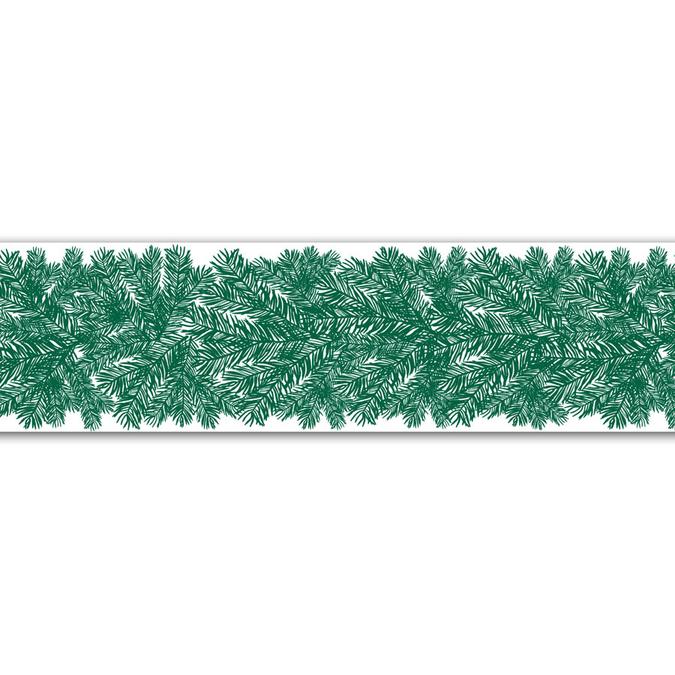 Ruban adhésif décoratif Motif épines de sapin