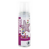 Vernis pailleté multicolore spray 125 ml