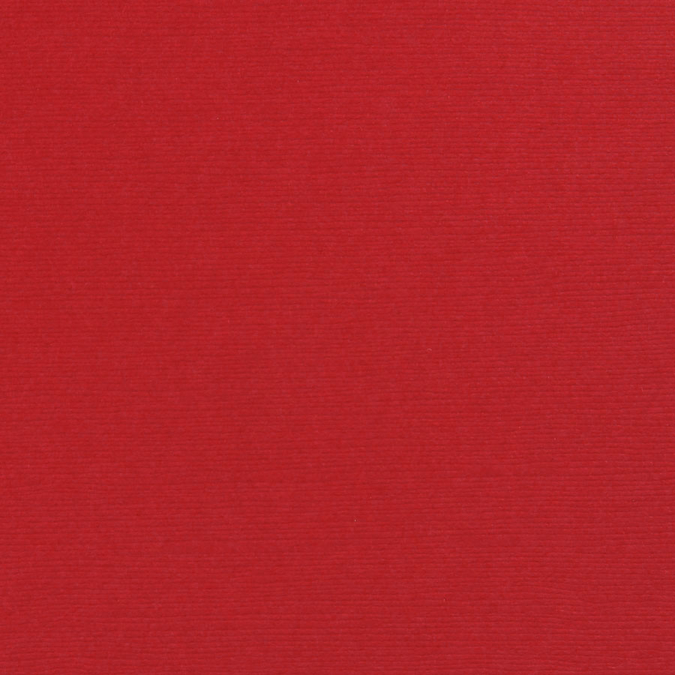 Papier Bazzill Toile 30,5 x 30,5 cm - 216 g/m² Rouge Bazzill Red