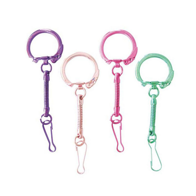 Porte-clés avec mousqueton Créacord