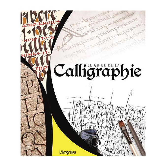 Livre Le guide de la calligraphie