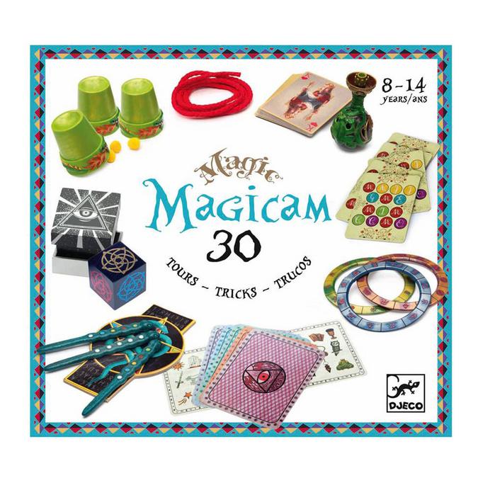 Magicam Coffret de 30 tours de magie