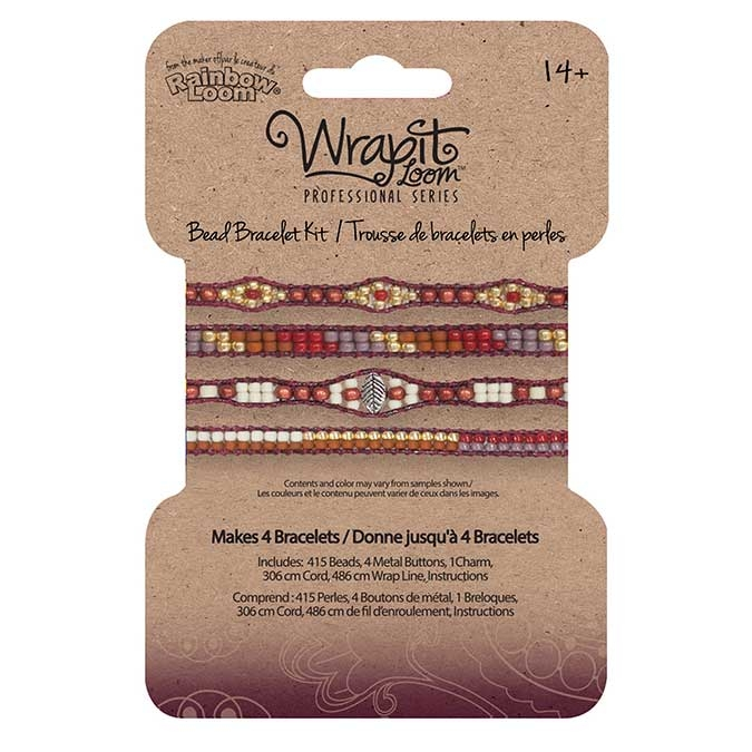 Bracelet Wrap it Loom Recharge pour 4 bracelets n°6