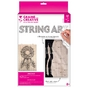 Tableau String Art set Attrape-rêves support 20 x 30 cm