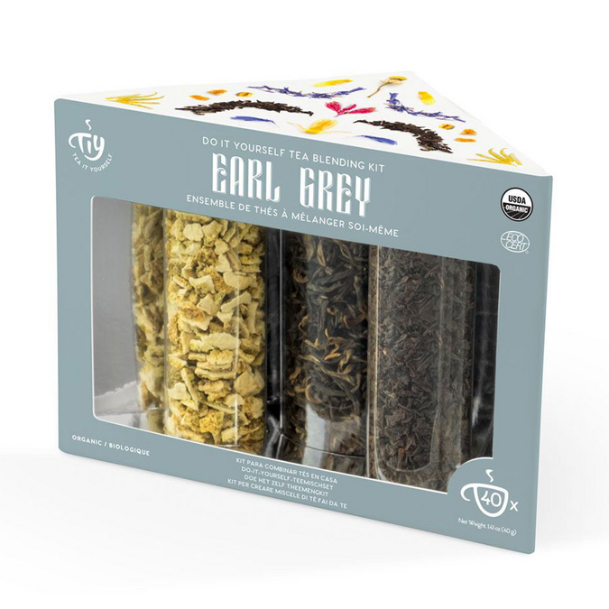Kit thé Earl Grey