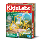 Coffret scientifique Kidzlabs L'atelier à bulles