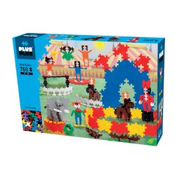 Jeu de construction Mini Basic - Coffret Cirque - 760 pcs