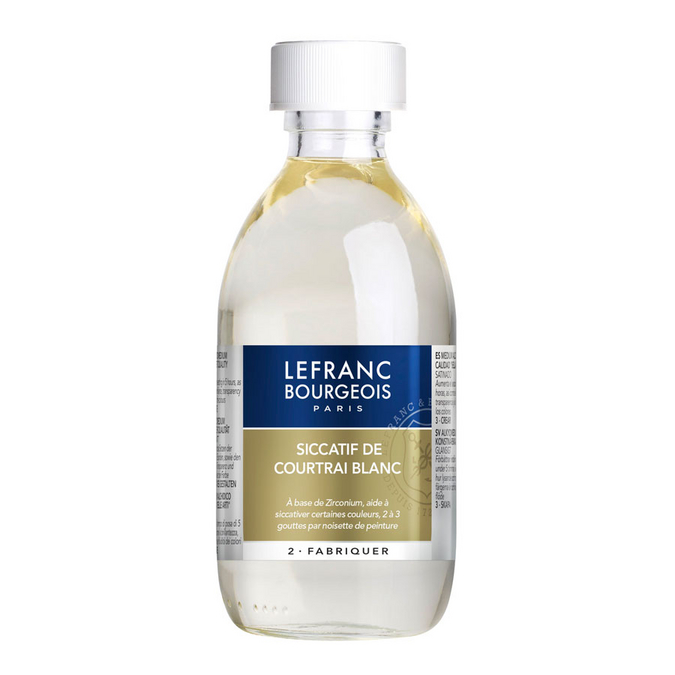 Siccatif de Courtrai blanc 250 ml