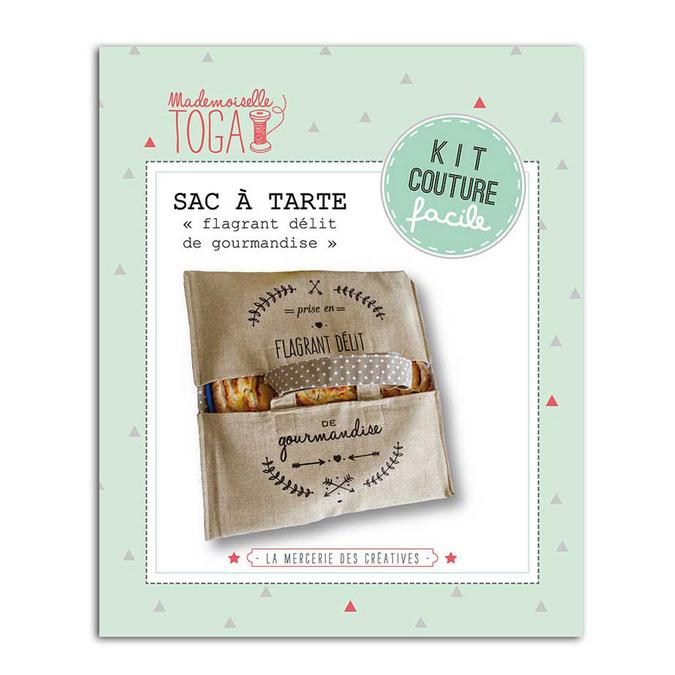 Kit Custo facile - Confection Sac à tarte