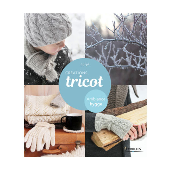 Livre Créations tricot