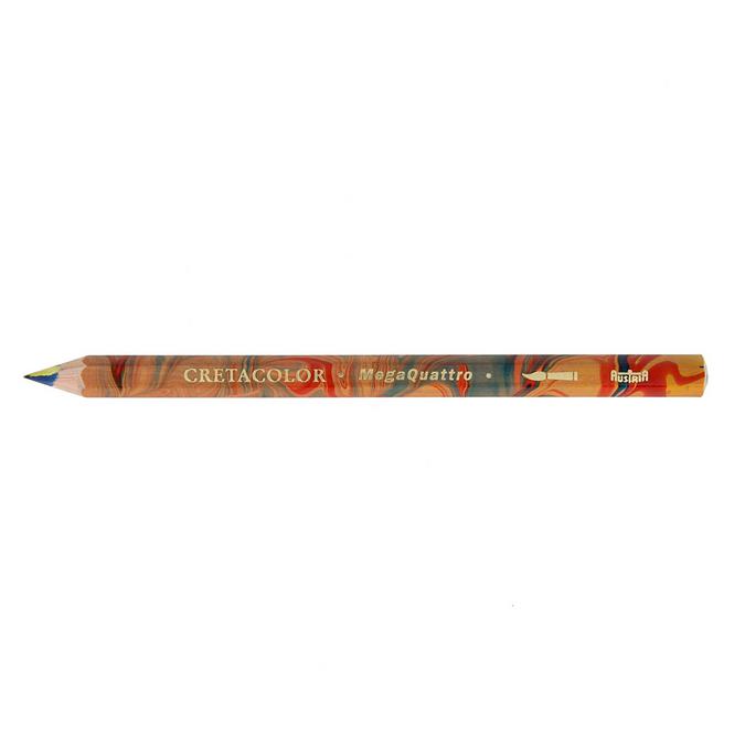 Crayon Quattro à mine de 4 couleurs 5.8 mm