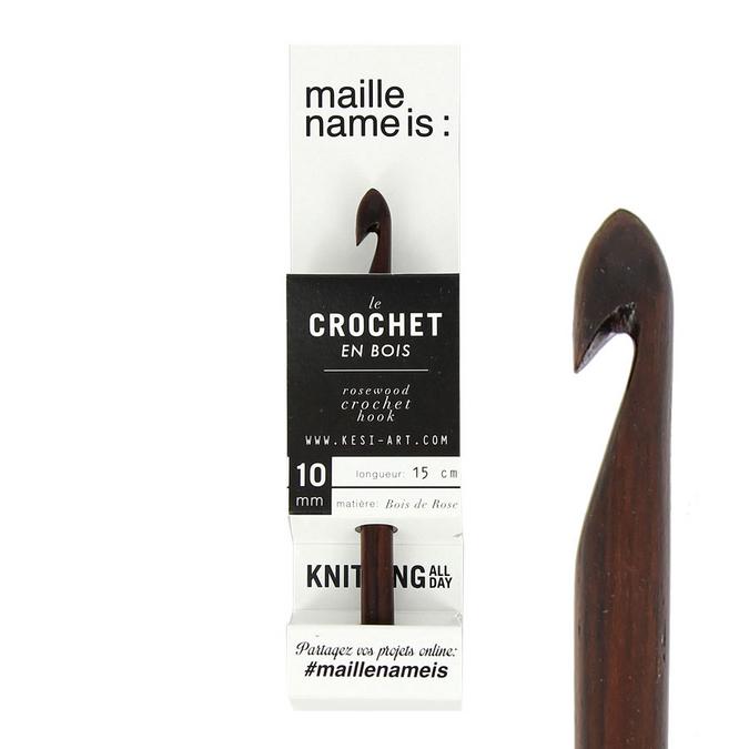 Crochet en bois 10 mm