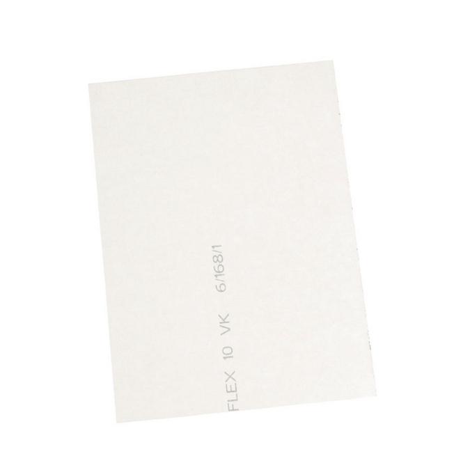 Feuille thermoplastique adhésive Creaflexx Blanc 37 x 55 x 0,1 cm