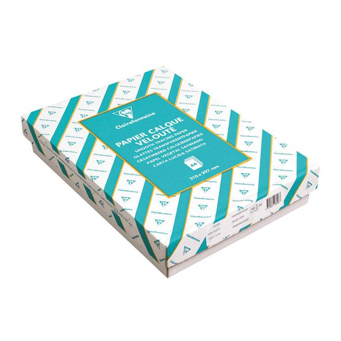 Ramette de papier Calque 90 - 95 g/m² 500 Feuilles