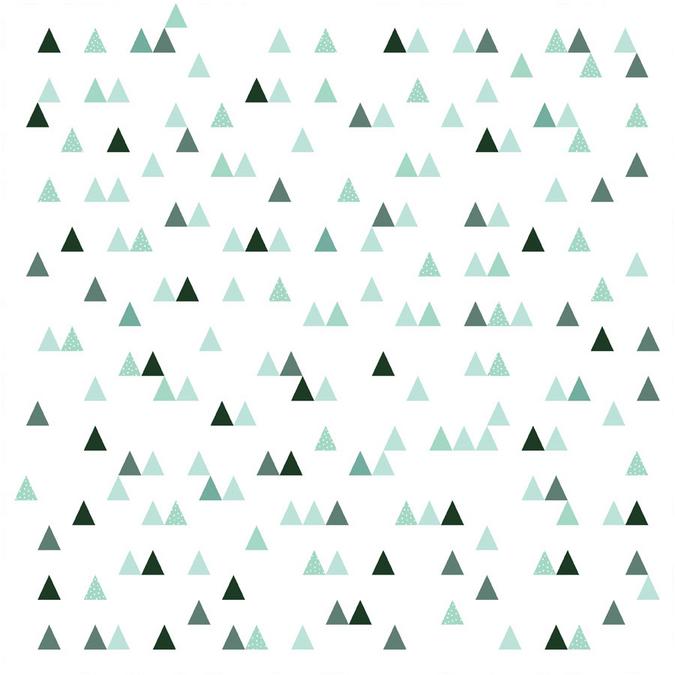Papier Mint Wishes Forest 30 x 30 cm