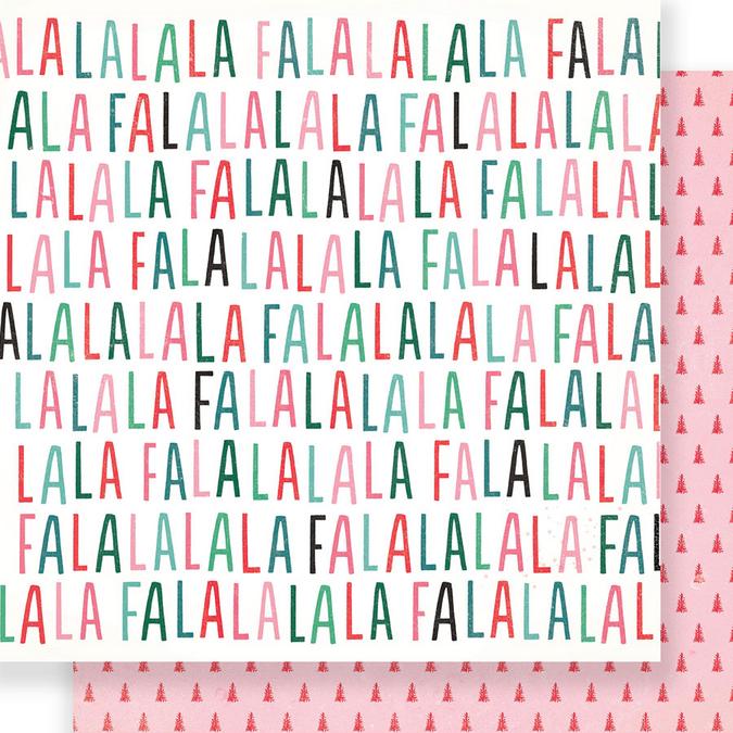 Papier Falala Festive 30 x 30 cm