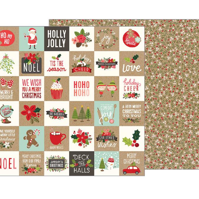 Papier Merry Merry 30 x 30 cm