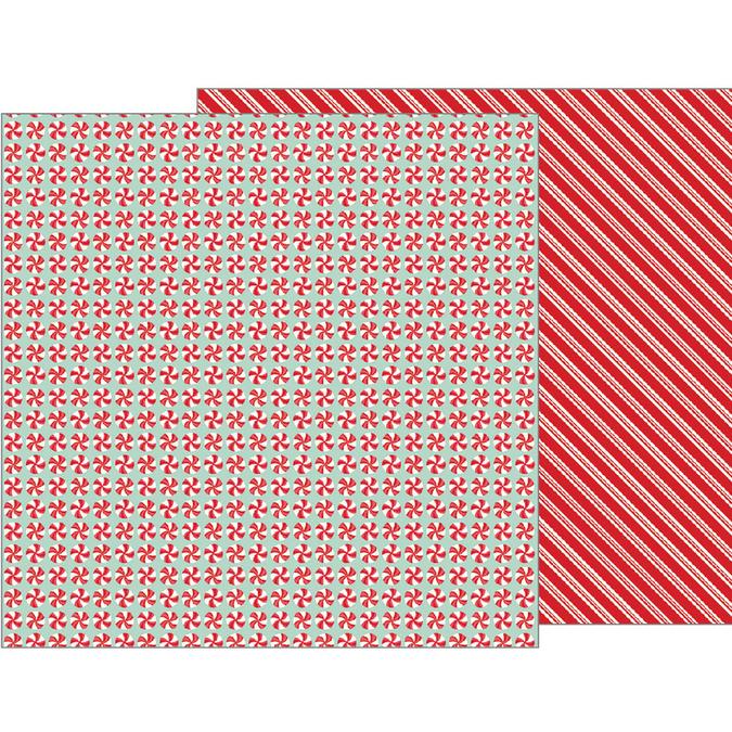 Papier Merry Merry Peppermints 30 x 30 cm