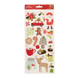 Stickers Merry Merry x 43 pcs