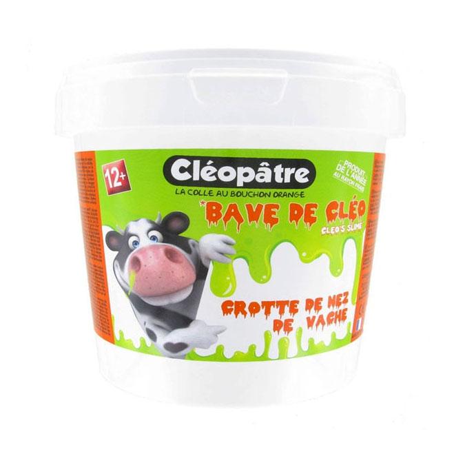 Slime Kit Bave de Cléo Crotte de nez de vache