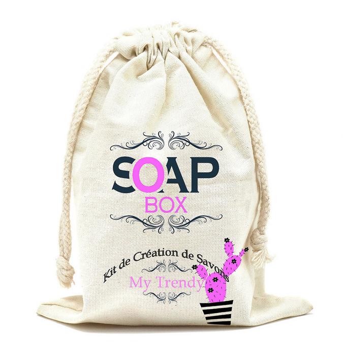 Création savon Kit My trendy
