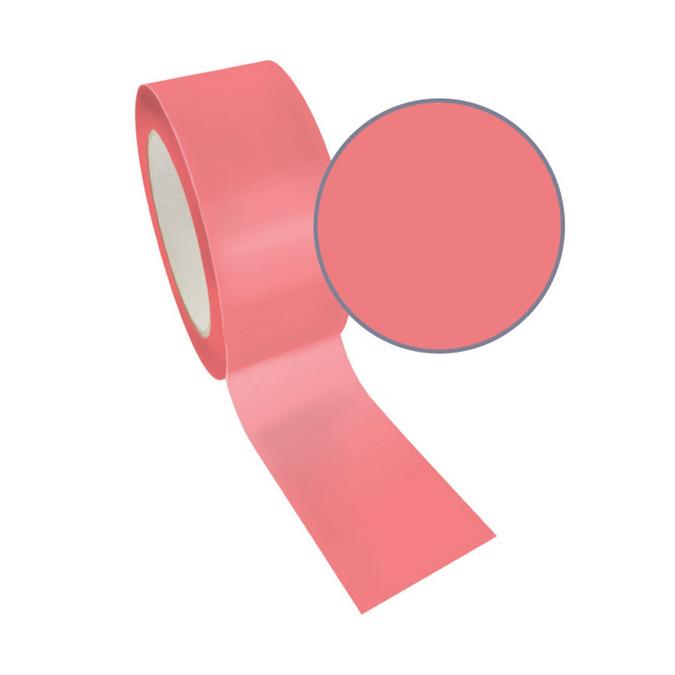Ruban adhésif décoratif Queen Tape 48 mm x 8 m Rose uni