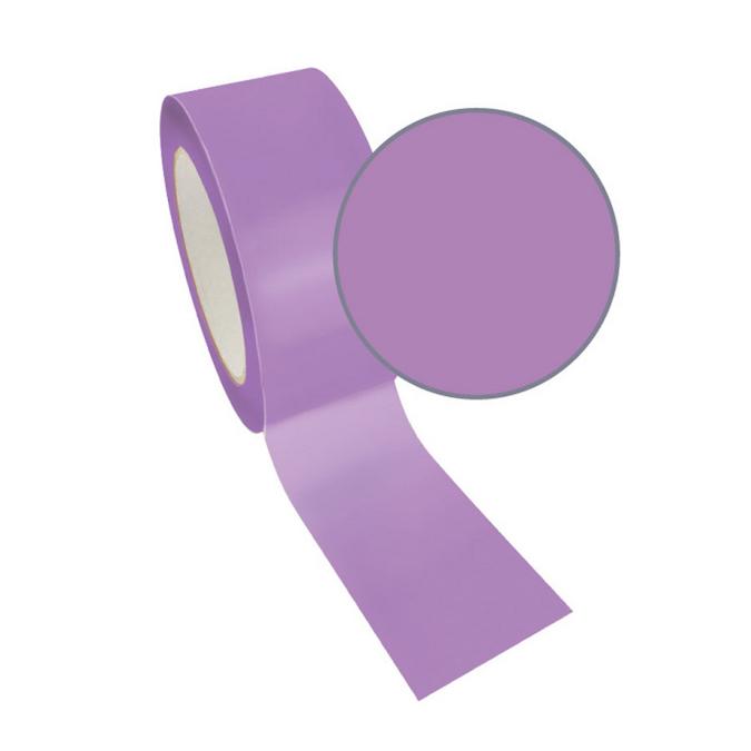 Ruban adhésif décoratif Queen Tape 48 mm x 8 m Violet uni