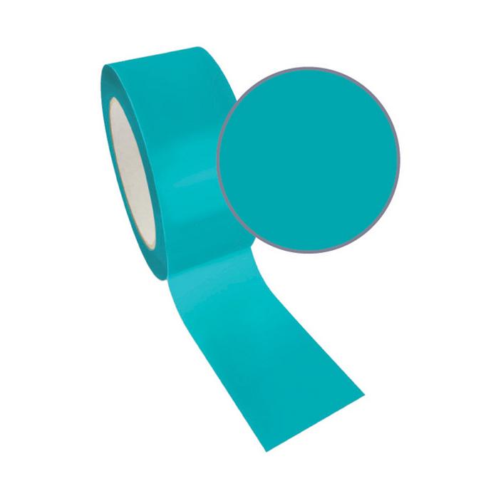 Ruban adhésif décoratif Queen Tape 48 mm x 8 m Turquoise uni