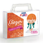Kit figurine FIMO Ginger la chipie