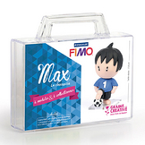 Kit figurine FIMO Max le champion