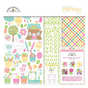 Kit de collection scrapbooking Easter Express