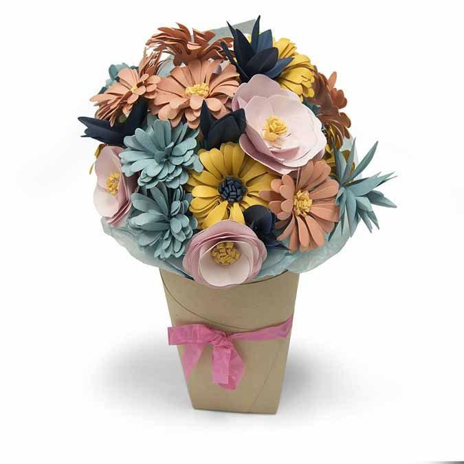 Matrice de découpe Bigz L Die Bouquet de fleurs