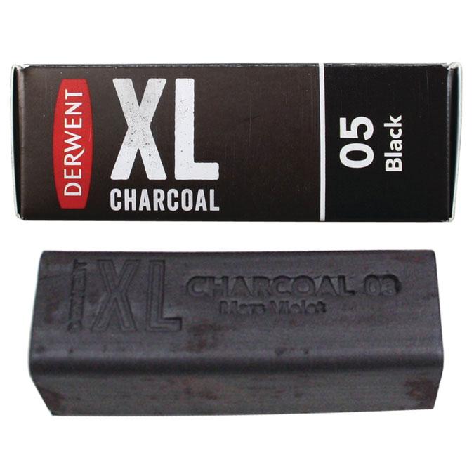 Bâton de fusain Charcoal XL Sépia