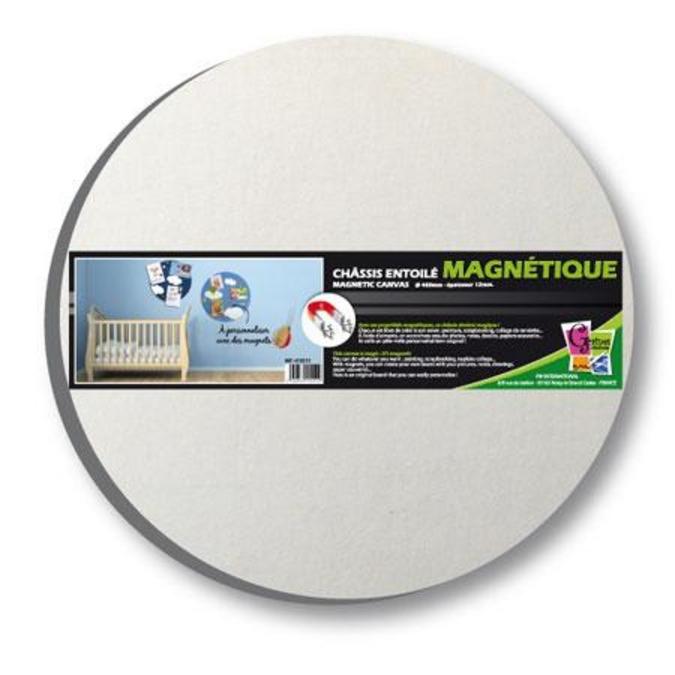 Châssis magnétique rond - 45 cm