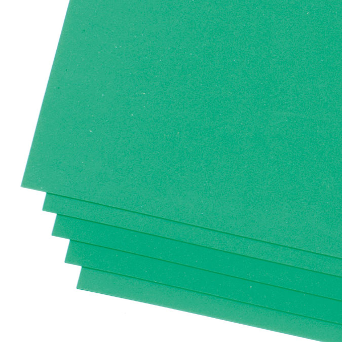 Feuille de mousse Creasoft 4 mm 30 x 45 cm Jaune