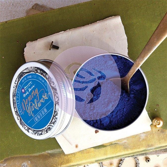 Poudre Artisan - 28 g - Bleu Français