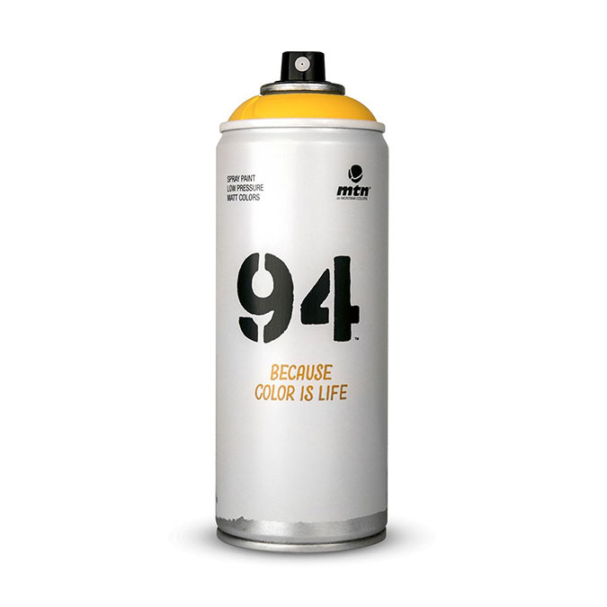 Peinture en spray MTN 94 Basse pression 400 ml RV-138 Marrakech 5 ***