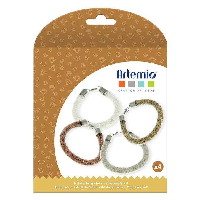Kit bijoux Bracelet à perles Métal
