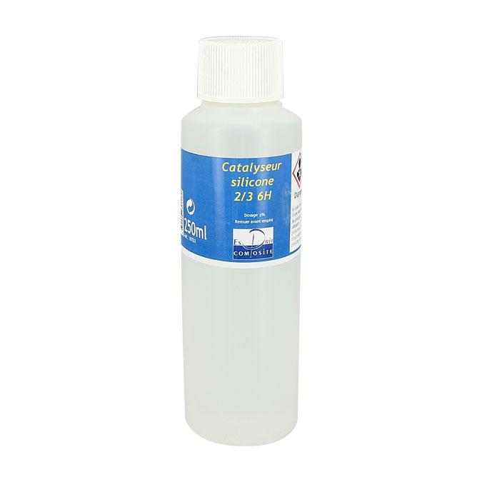 Catalyseur 6h pour silicone RTV 250 ml