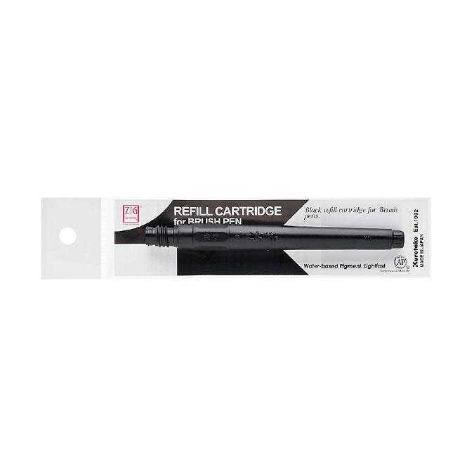 Cartouche d'encre Noire pour Brush Pen